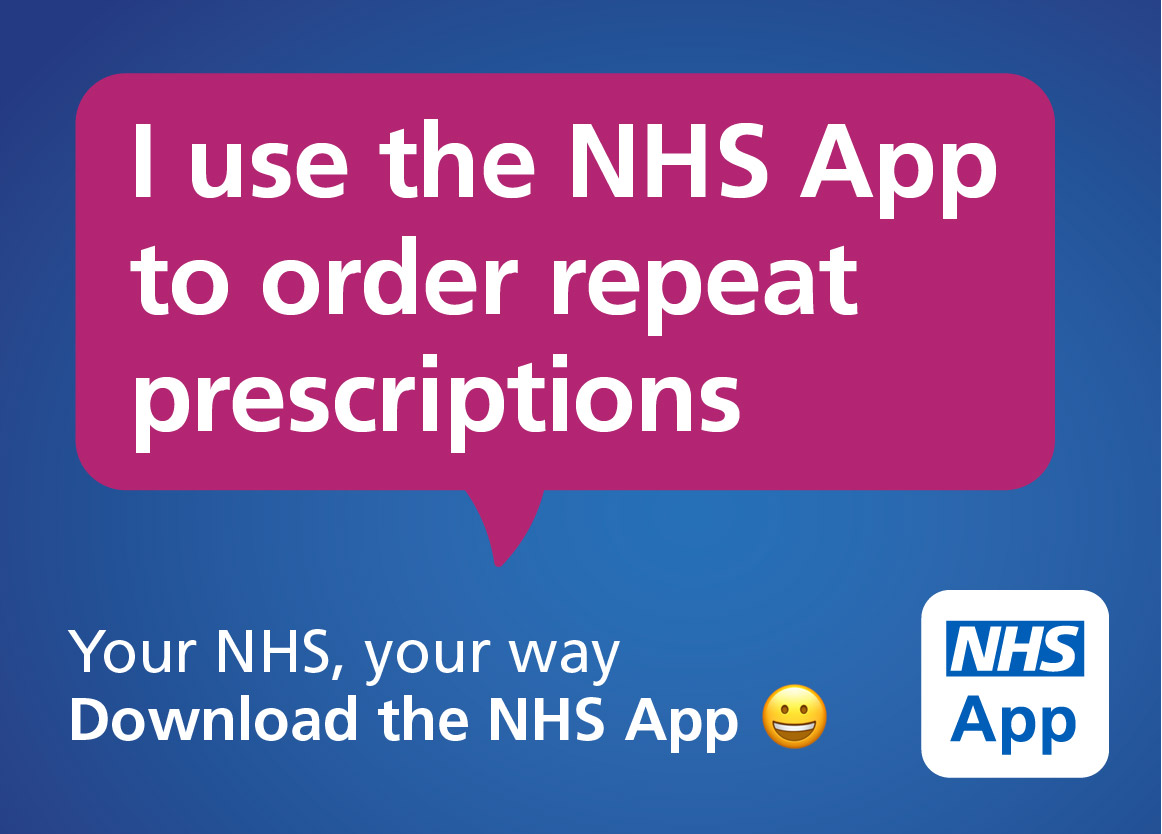 nhs app repeats
